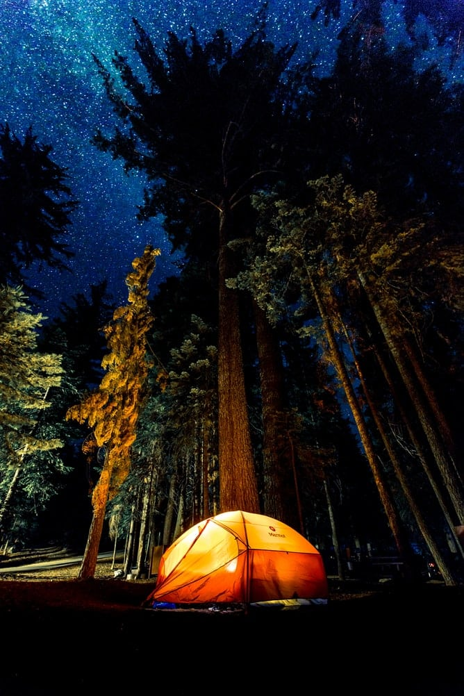 How To Choose The Perfect Backpacking Campsite
